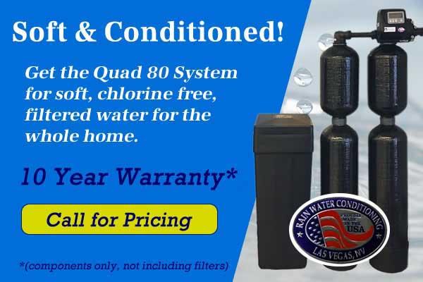 Quad 80 Water Softener