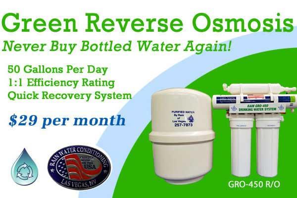 reverse osmosis las vegas
