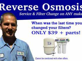 Filter Change Special