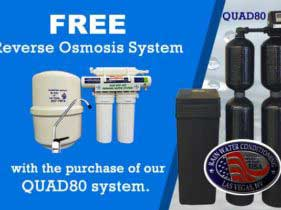 FREE Reverse Osmosis System