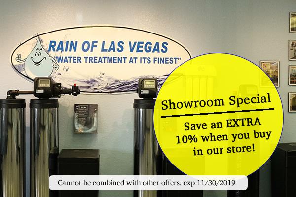 Water Softener Showroom