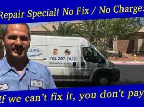 Water Softener Repairs